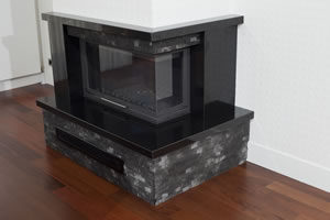 L-Type Fireplace Surrounds - L 127 A