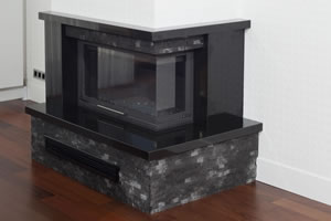 L-Type Fireplace Surrounds - L 127 B