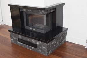 L-Type Fireplace Surrounds - L 127