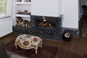 L-Type Fireplace Surrounds - L 128 A