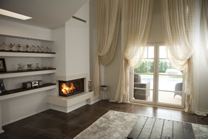 L-Type Fireplace Surrounds - L 129 A