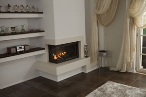 L-Type Fireplace Surrounds - L 129 B