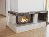 L-Type Fireplace Surrounds - L 130 A
