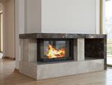 L-Type Fireplace Surrounds - L 130