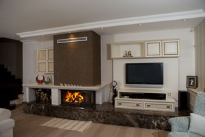 L-Type Fireplace Surrounds - L 131 A