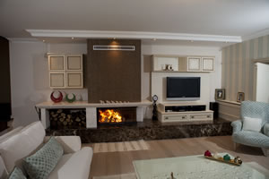 L-Type Fireplace Surrounds - L 131