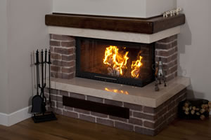L-Type Fireplace Surrounds - L 132 A