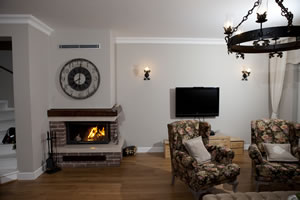 L-Type Fireplace Surrounds - L 132