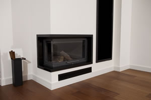 L-Type Fireplace Surrounds - L 133 B
