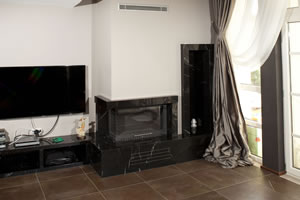 L-Type Fireplace Surrounds - L 134 A