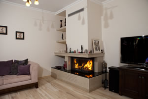 L-Type Fireplace Surrounds - L 135 A