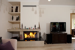 L-Type Fireplace Surrounds - L 135