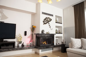 L-Type Fireplace Surrounds - L 136 A