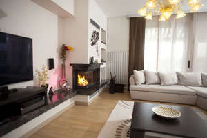L-Type Fireplace Surrounds - L 136 B