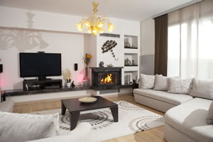L-Type Fireplace Surrounds - L 136