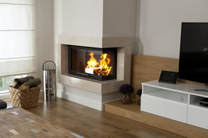 L-Type Fireplace Surrounds - L 137 A