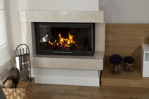 L-Type Fireplace Surrounds - L 137 B