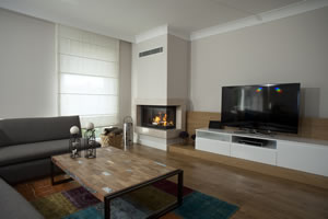 L-Type Fireplace Surrounds - L 137