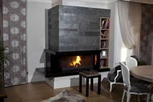 L-Type Fireplace Surrounds - L 139 A