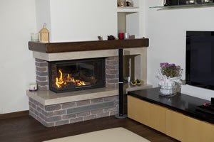 L-Type Fireplace Surrounds - L 140
