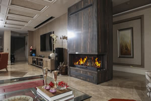 L-Type Fireplace Surrounds - L 142 B