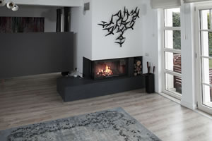 L-Type Fireplace Surrounds - L 143 B