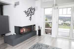 L-Type Fireplace Surrounds - L 143