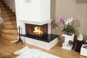 L-Type Fireplace Surrounds - L 145 B