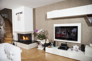L-Type Fireplace Surrounds - L 145