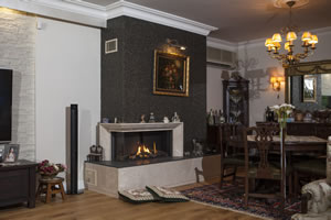 L-Type Fireplace Surrounds - L 147 A