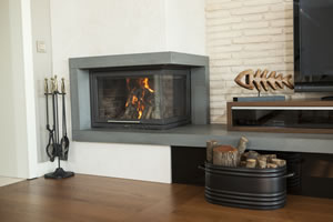 L-Type Fireplace Surrounds - L 149 B