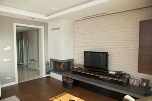 L-Type Fireplace Surrounds - L 149