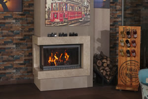 L-Type Fireplace Surrounds - L 150 A