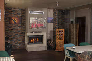 L-Type Fireplace Surrounds - L 150