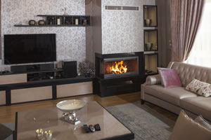 L-Type Fireplace Surrounds - L 151 A