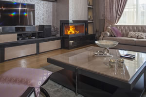 L-Type Fireplace Surrounds - L 151 B