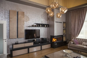L-Type Fireplace Surrounds - L 151