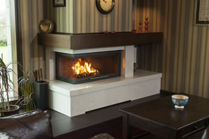 L-Type Fireplace Surrounds - L 152 A