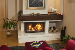 L-Type Fireplace Surrounds - L 153 A