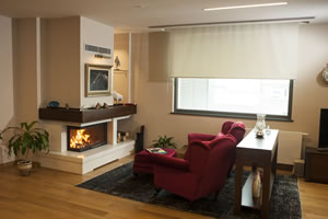 L-Type Fireplace Surrounds - L 153 B