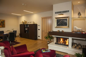 L-Type Fireplace Surrounds - L 153