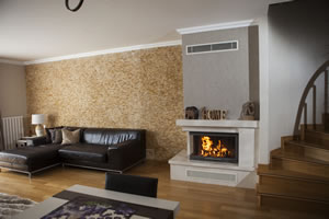 L-Type Fireplace Surrounds - L 155 A