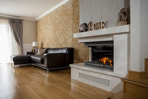 L-Type Fireplace Surrounds - L 155 B