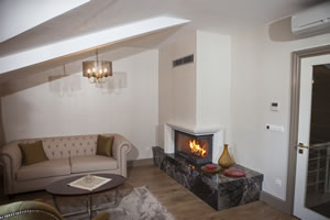 L-Type Fireplace Surrounds - L 156 B
