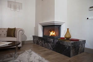 L-Type Fireplace Surrounds - L 156