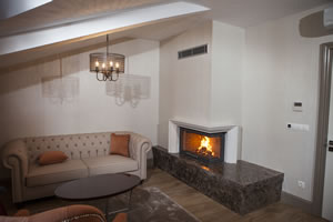 L-Type Fireplace Surrounds - L 157 A
