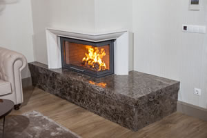 L-Type Fireplace Surrounds - L 157