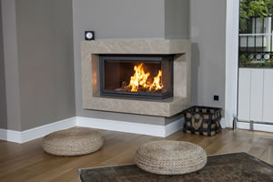L-Type Fireplace Surrounds - L 158 B