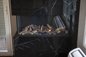 L-Type Fireplace Surrounds - L 159 B
