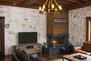 L-Type Fireplace Surrounds - L 161 A